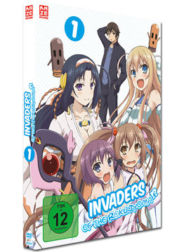 Invaders of the Rokujyoma Vol. 1
