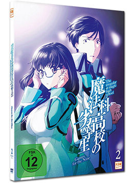 The Irregular at Magic High School Vol. 2