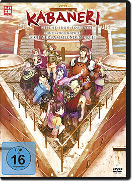 Kabaneri of the Iron Fortress - Movie 1: Sich versammelndes Licht
