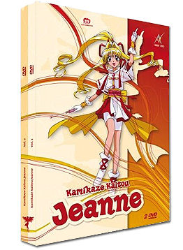 Kamikaze Kaitou Jeanne - Box Vol. 1+2 (2 DVDs)