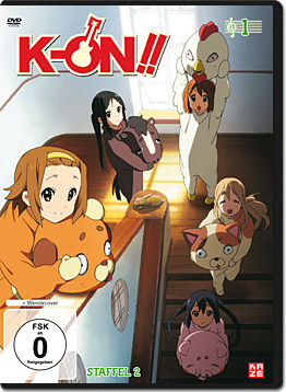 K-On!! Staffel 2 Vol. 1