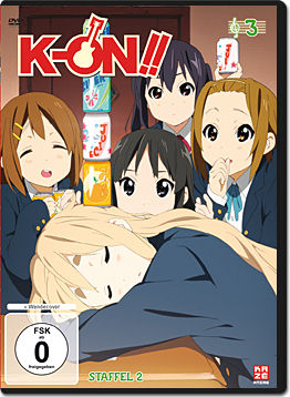 K-On!! Staffel 2 Vol. 3