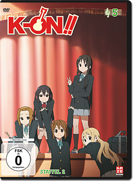 K-On!! Staffel 2 Vol. 5