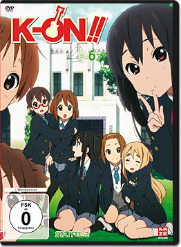 K-On!! Staffel 2 Vol. 6