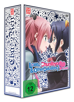 Love, Chunibyo & Other Delusions! Heart Throb Vol. 1 - Collector's Edition (inkl. Schuber)
