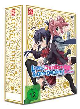 Love, Chunibyo & Other Delusions! Heart Throb Vol. 1 - Limited Edition (inkl. Schuber)