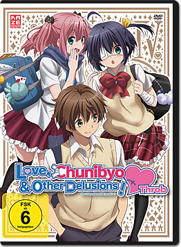 Love, Chunibyo & Other Delusions! Heart Throb Vol. 4