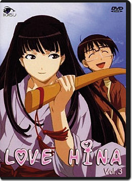 Love Hina Vol. 3
