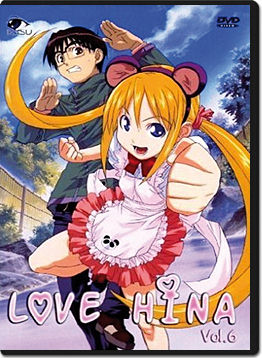 Love Hina Vol. 6