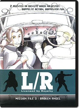 L/R: Licensed by Royalty Vol. 3