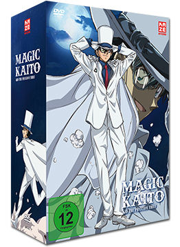 Magic Kaito: Kid the Phantom Thief Vol. 1 - Limited Edition (inkl. Schuber)