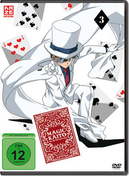 Magic Kaito: Kid the Phantom Thief Vol. 3