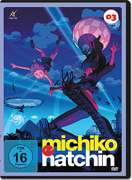 Michiko und Hatchin Vol. 3