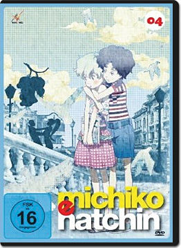 Michiko und Hatchin Vol. 4