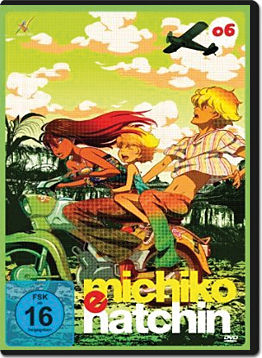 Michiko und Hatchin Vol. 6