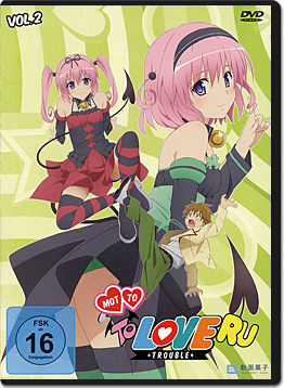 Motto To Love Ru: Trouble Vol. 2