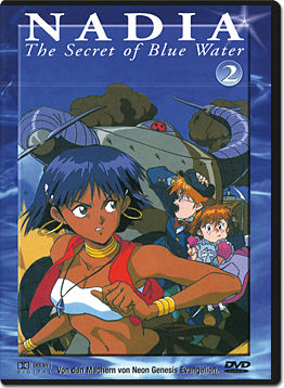 Nadia: The Secret of Blue Water Vol. 02