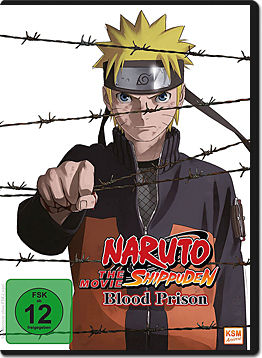 Naruto Shippuden The Movie 5: Blood Prison