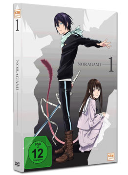 Noragami Vol. 1 - Limited Edition