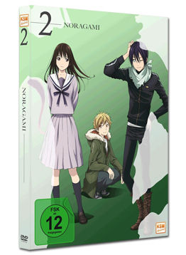 Noragami Vol. 2 - Limited Edition
