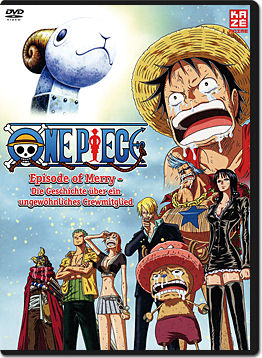 One Piece: TV-Special - Episode of Merry