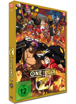 One Piece: Der 11. Film - One Piece Z