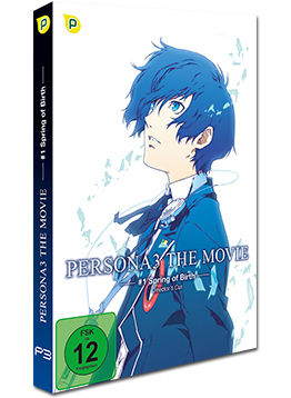 Persona 3: The Movie #1 - Spring of Birth