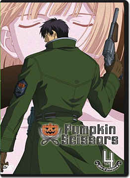 Pumpkin Scissors Vol. 4