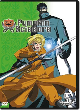 Pumpkin Scissors Vol. 5