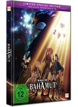 Rage of Bahamut: Genesis - Limited Special Edition (3 Discs)