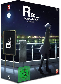 Re:_Hamatora Vol. 1 - Limited Edition (inkl. Schuber)