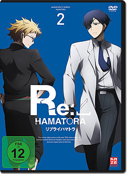 Re:_Hamatora Vol. 2