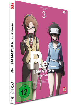 Re:_Hamatora Vol. 3