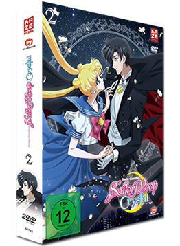 Sailor Moon Crystal Vol. 2 (2 DVDs)