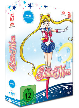 Sailor Moon R - Box 03 (6 DVDs)