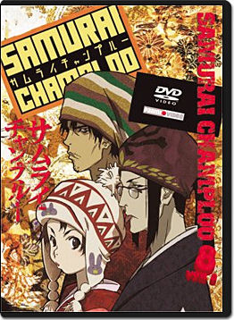 Samurai Champloo Vol. 8