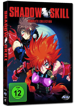 Shadow Skill Complete Collection (6 DVDs)