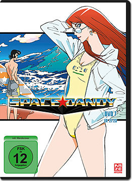 Space Dandy Vol. 7