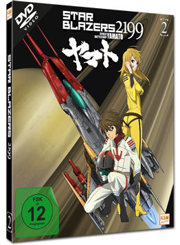 Star Blazers 2199: Space Battleship Yamato Vol. 2