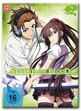 Strike the Blood Vol. 2