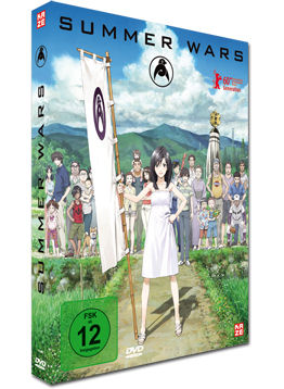 Summer Wars - Deluxe Edition (inkl. Booklet)