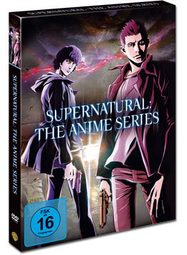 Supernatural: The Anime Series (3 DVDs)