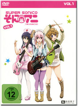 Super Sonico Vol. 1