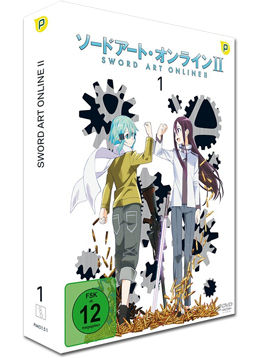 Sword Art Online II Vol. 1 (2 DVDs)