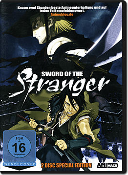 Sword of the Stranger - Special Edition (2 DVDs)