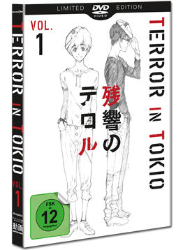 Terror in Tokio Vol. 1 - Limited Edition