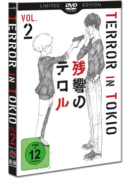 Terror in Tokio Vol. 2 - Limited Edition