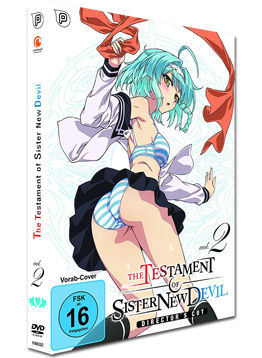Testament of Sister New Devil Vol. 2