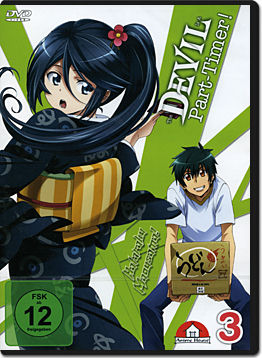 The Devil is a Part-Timer! Vol. 3