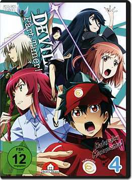 The Devil is a Part-Timer! Vol. 4